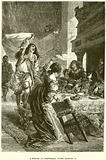 A Supper at Whitehall under Charles II