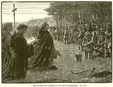The Thanksgiving Service on the Field of Agincourt