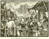 Fair at Westminster in the Fourteenth Century