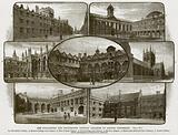 The Thirteenth and Fourteenth Century Colleges of Oxford University