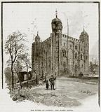 The Tower of London: The White Tower