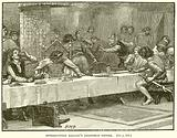 Interrupting Balliol's Christmas Dinner