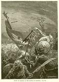 Death of Harold at the Battle of Hastings