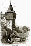 Old Tower at Hildesheim