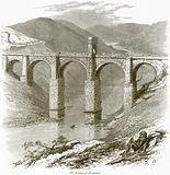 The Bridge of Alcantara
