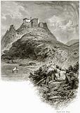 Orgueil Castle Fersey