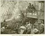 Admiral Rodney bombarding Le Havre