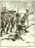 Defeat of General Braddock in the Indian Ambush