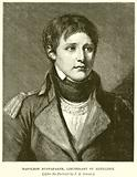 Napoleon Buonaparte, Lieutenant of Artillery