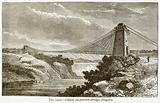 Clifton Suspension Bridge, Niagara