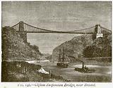 Clifton Suspension Bridge, near Bristol