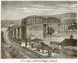 Albert Bridge, Saltash