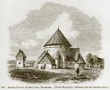 Round Church of Oster Lars, Bornholm