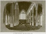 St Peter's Mancroft: The Nave, looking East
