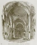 Interior of Church at Souillac