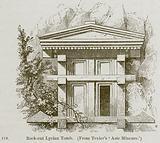 Rock-Cut Lycian Tomb