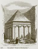 "So-Called ""Tomb of Zechariah"""