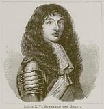 Louis XIV, surnamed the Great