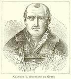 Clement V. (Bertrand de Goth)