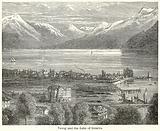 Vevay and the Lake of Geneva