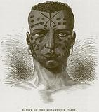 Native of the Mozambique Coast