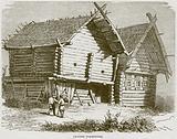 Lettish Farmhouse