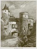 The Germans' Gate, Metz