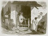 Kabyle Turner at his Wheel