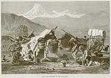 Gipsy Encampment in the Caucasus