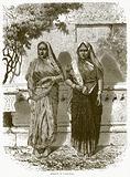Women of Gurhwal