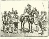 Roundhead Soldiers