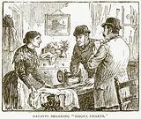 "Bailiffs breaking ""Magna Charta"""
