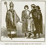 Bishop and Barons in the Time of the Normans
