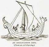 An Anglo-Saxon Ship