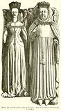 Henry IV and his Queen, Joan of Navarre