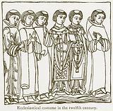 Ecclesiastical Costume in the Twelfth Century