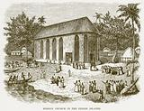 Mission Church in the Feejee Islands