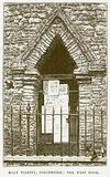 Holy Trinity, Colchester: The West Door