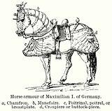 Horse-Armour of Maximilian I of Germany