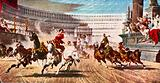 """The Chariot Race"""