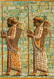 Royal archers of Darius