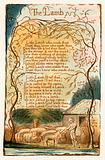 """A page from """"Songs of Innocence"""""""