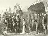 Submission of the Maharajah Dhuleep Singh to Sir Henry Hardinge