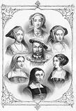 Henry VIII and his wives
