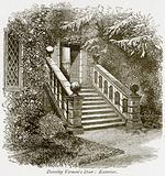 Dorothy Vernon's Door: Exterior