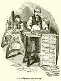 Jacquard-Card Making