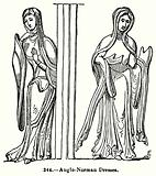 Anglo-Norman Dresses