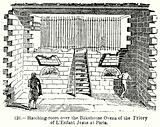 Hatching-Room over the Bakehouse Ovens of the Priory of L'Enfant Jesus at Paris