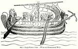Anglo-Saxon Ship