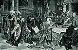 Maximilian I after the occupation of Verona